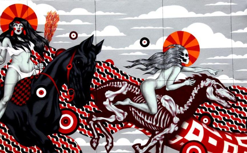 Tristan Eaton 2012 search