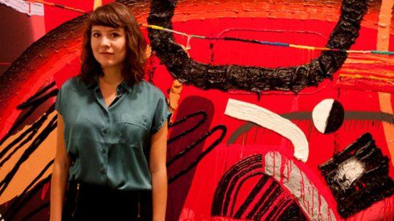 Trudy Benson - profile, abstract contemporary art
