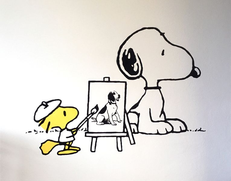 Trust.iCON - Snoopy