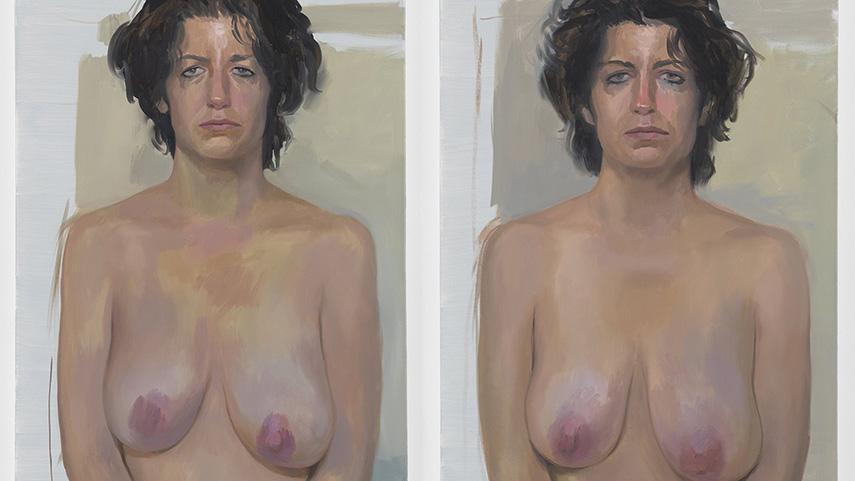 jennifer rubell york arts museum new 2014 portrait work brandi