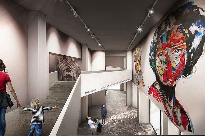 The Urban Nation Museum for Urban Contemporary Art to Open in ...
