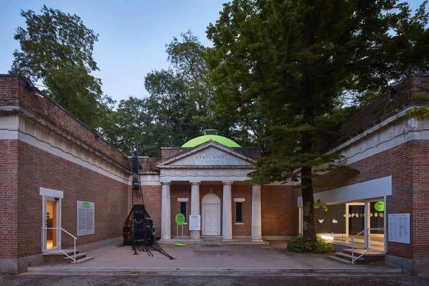 US Pavilion: Dimensions of Citizenship at Biennale Architettura 2018