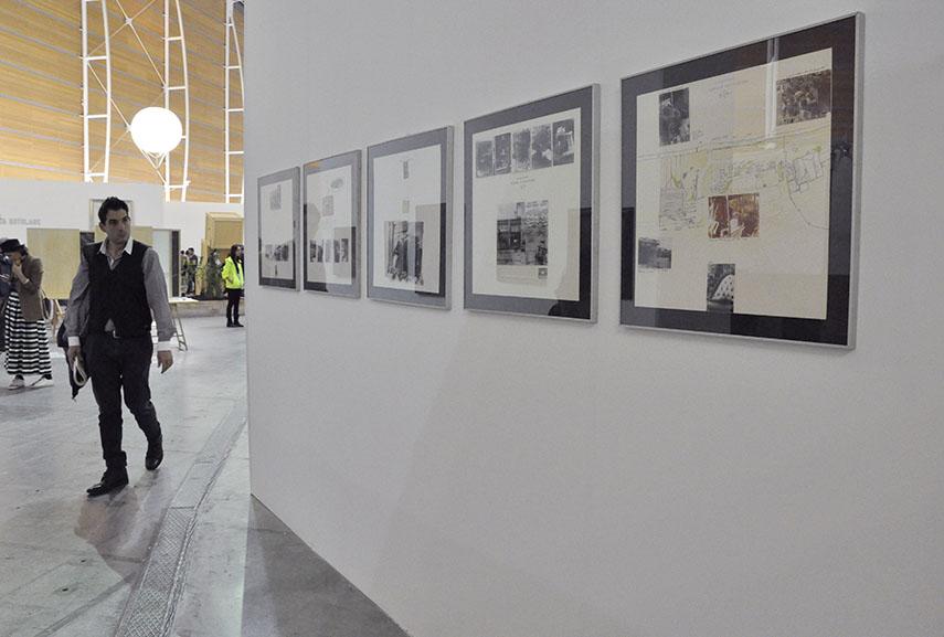 Ugo La Pietra - Recupero e Reinvenzione (Orti Urbani), 1975