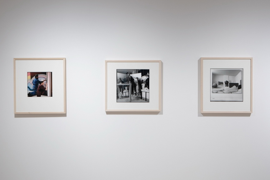 Ugo Mulas - Installation view