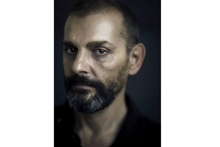 Ugo Rondinone Portrait. Photo by Christian Grund