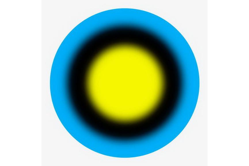 Ugo Rondinone - Suite of Small Sun II