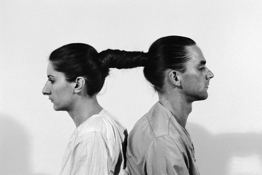 Ulay Marina Abramović, Relation in Time, 1977