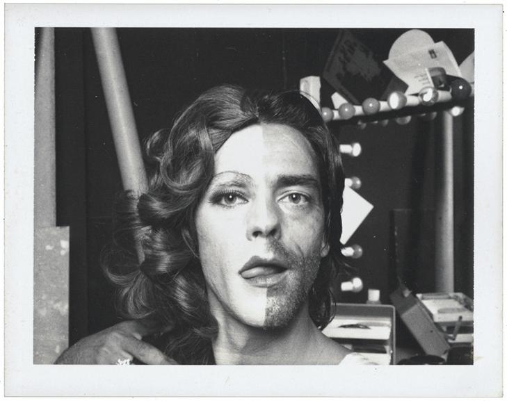 Ulay, S'he, 1973-74