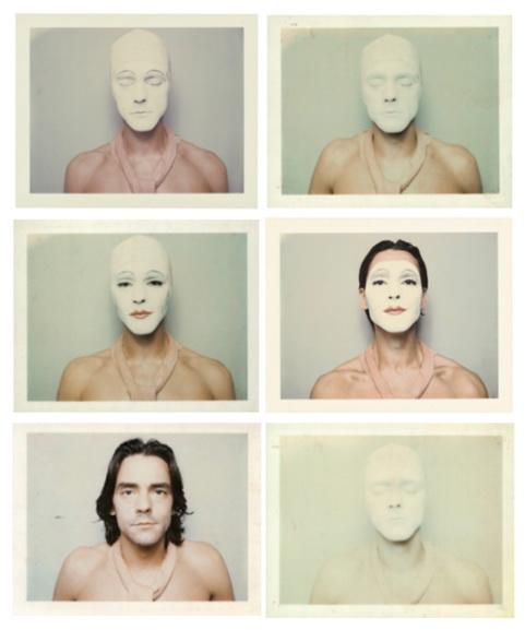Ulay - White Mask