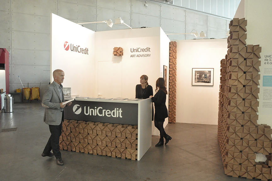 Unicredit Art Advisory at Artissima 4