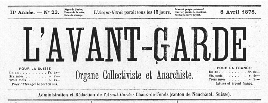 The Fate of the avantgarde movement - Essay in Partisan Review