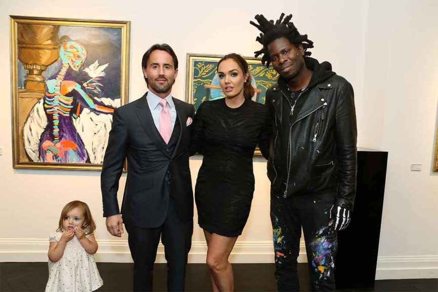 Bradley Theodore Interview