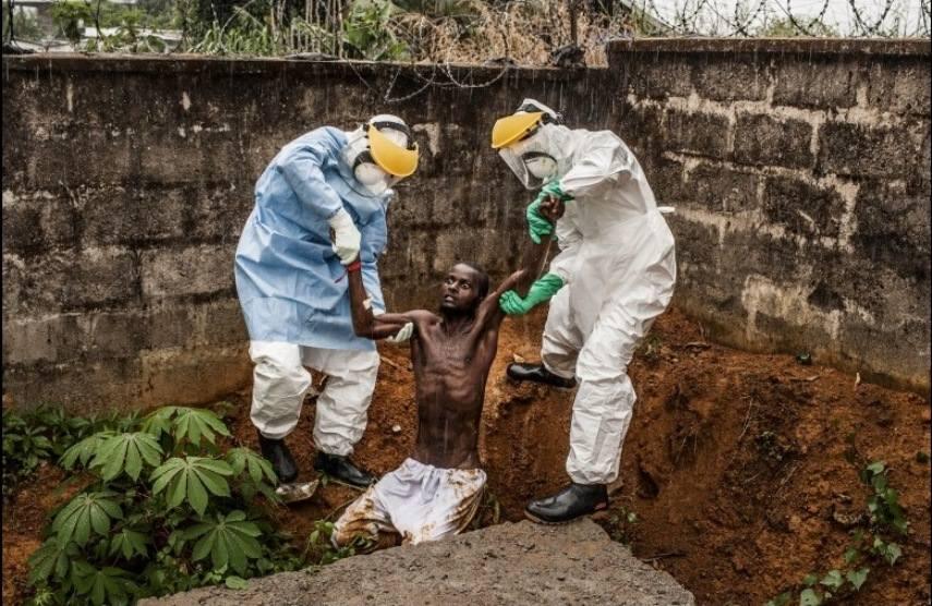 Pete Muller - Ebola in Sierra Leone