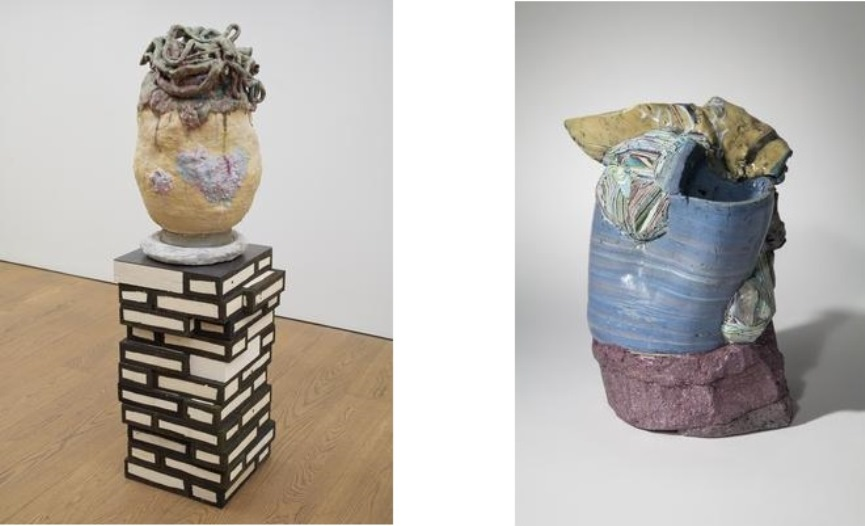 Left: 53 x 16 x 17 inches /  Right: 10 x 8 x 6 inches (2nd view)