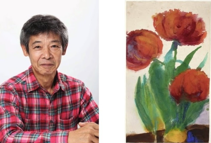 Left: Rikuo Ueda / Right: Rotermund - Nolde