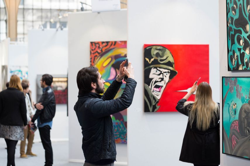 contact the artsy urbanartfair new york office to find out more about exhibit and advisors