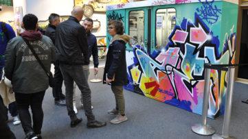 Urban Art Fair Paris 2018