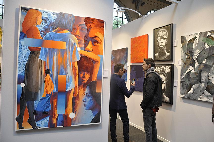 Galerie Francis Noel / Espace 75