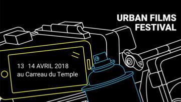 Urban Films Festival UAF Paris 2018