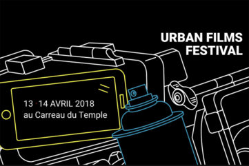 Urban Films Festival Comes to Urban Art Fair in Paris this April!