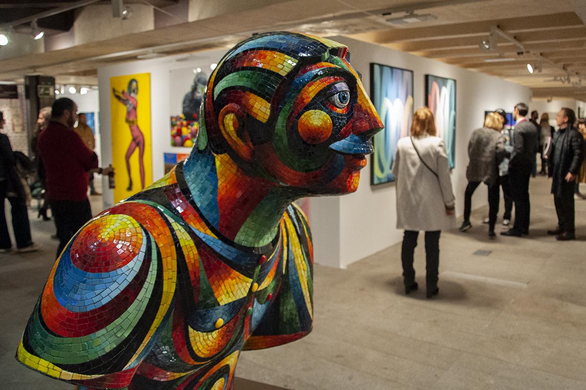 Urvanity Art 2020 Madrid