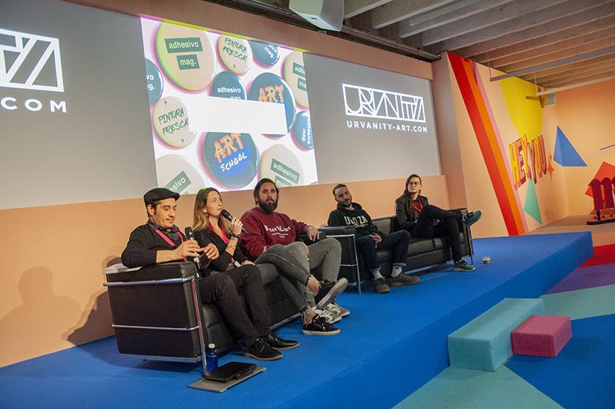 Urvanity Art Media Partners Talk, 2020