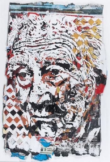 Vhils-Mayhem Series 3-2012