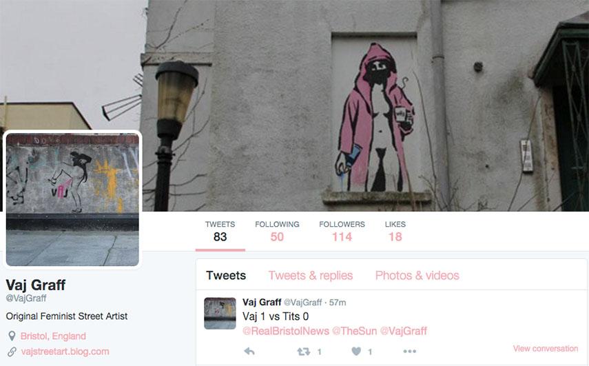 Vaj Graff Twitter news 2016 post