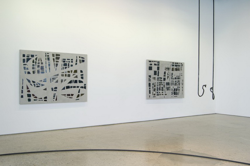 """ The press published his works from galerie spaces in Switzerland, New York, Bern Kunsthalle and Venice Biennale"
