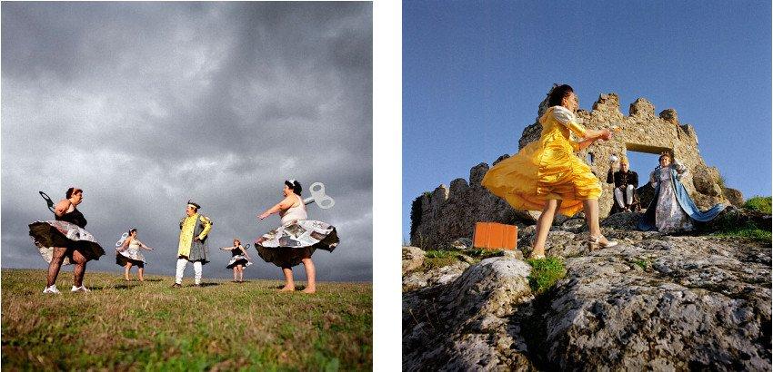 Valentina Vannicola - Untitled #1 (Left) - Untitled #2 (Right)