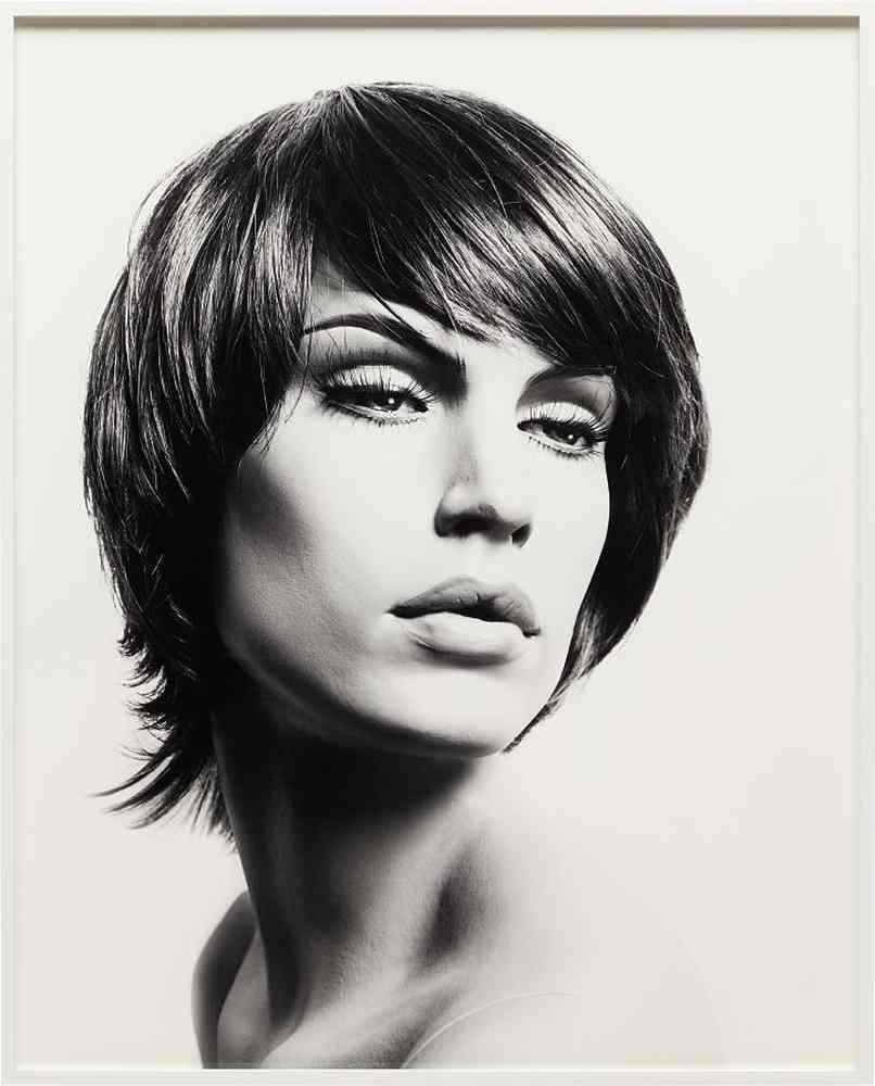 Valerie Belin-Serie Mannequins (Sans Titre 03 01 04 05)-2003