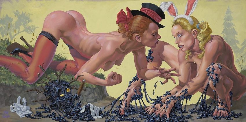 Van Arno - The Tar Baby, 2011