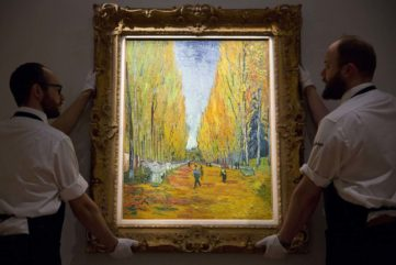 Most Expensive Van Gogh Paintings Sold in the Auction Room