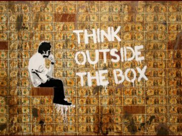 Van Ray – Think Outside The Box