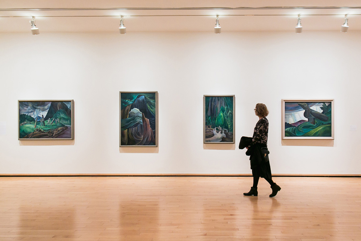 Vancouver Artist Gallery, via Tourism Vancouver artist