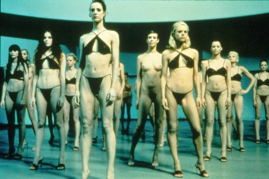 Vanessa Beecroft - Show, 1998