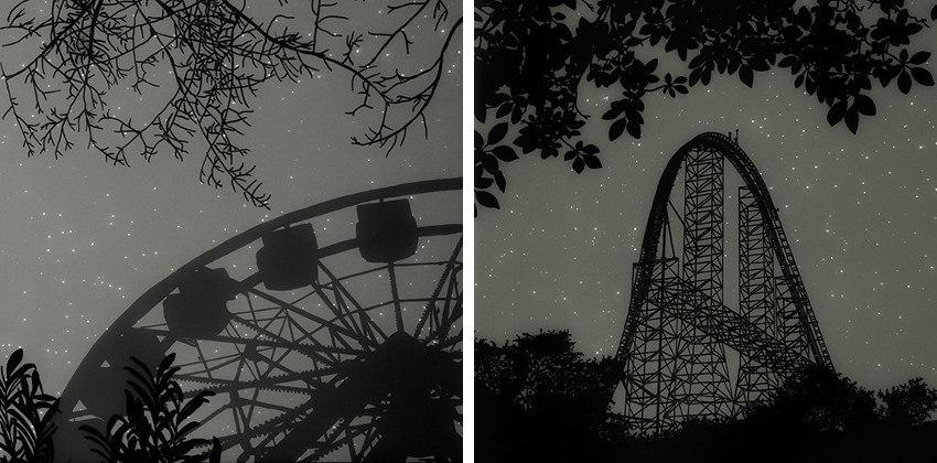 Vanessa Marsh - Landscape 9, 2013 - Landscape 21, 2014