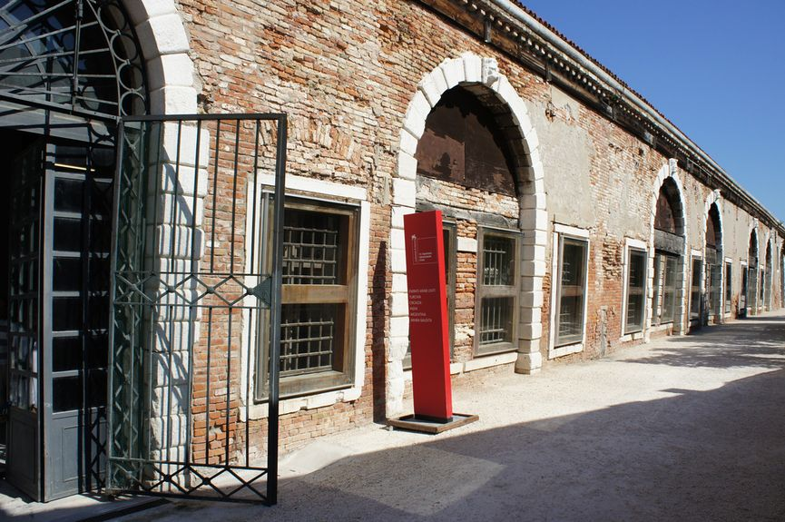 Venice Biennale Arsenale via Amy Youngs