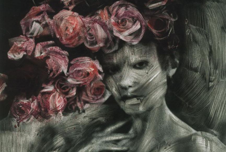 Vermibus - El Aliento De Las Flores, 2016. 251x329cm