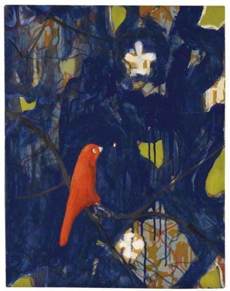 Verne Dawson-Red Bird-2009