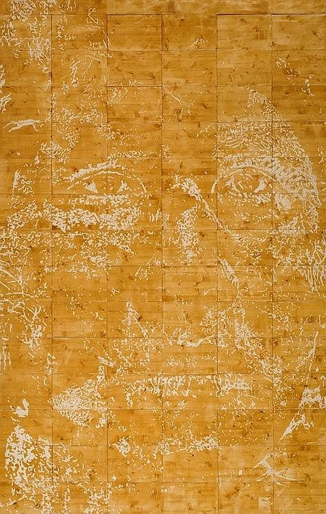 Vhils-DENT SERIES Number 2-2014