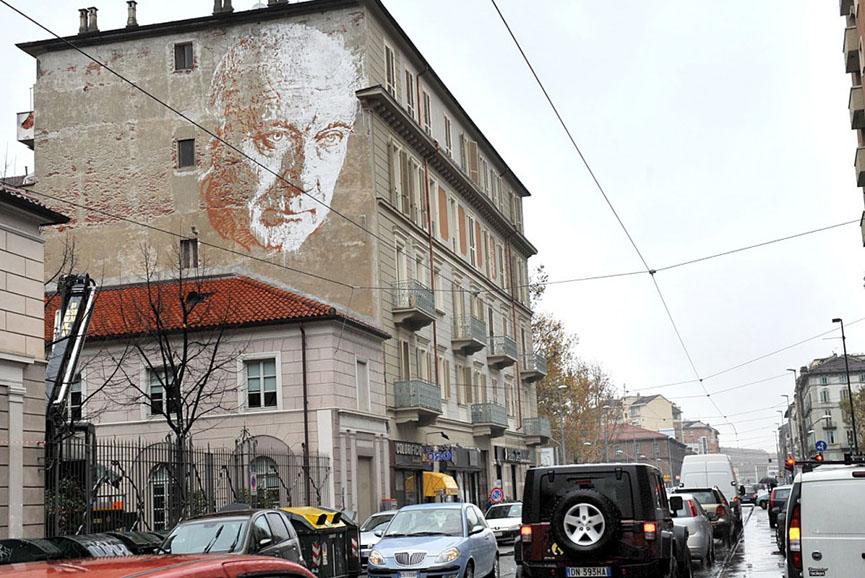 turin street art