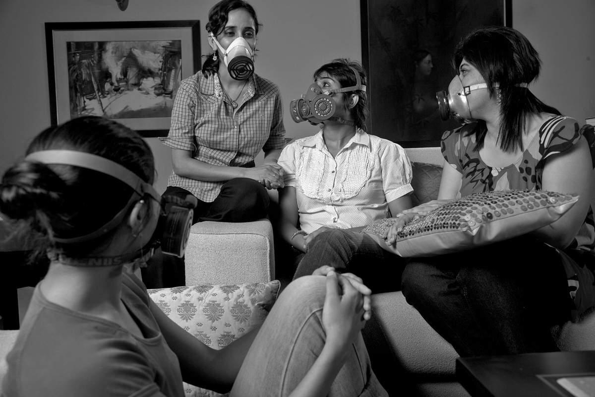 Vibha Galhotra - Negotiated Necessities, 2008