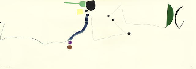 Victor Pasmore-Points of Contact No.8-1966