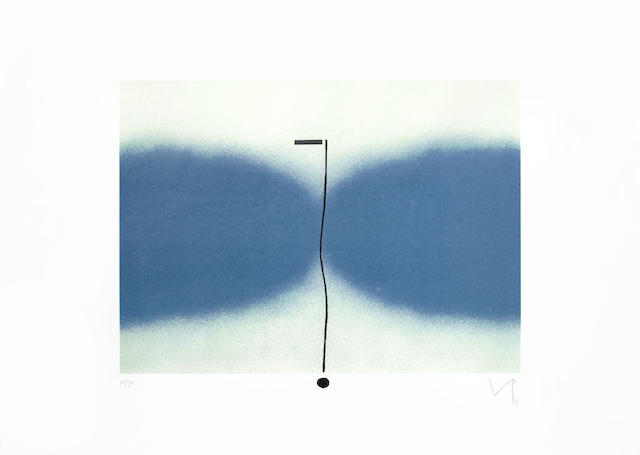 Victor Pasmore-Untitled 10-1991