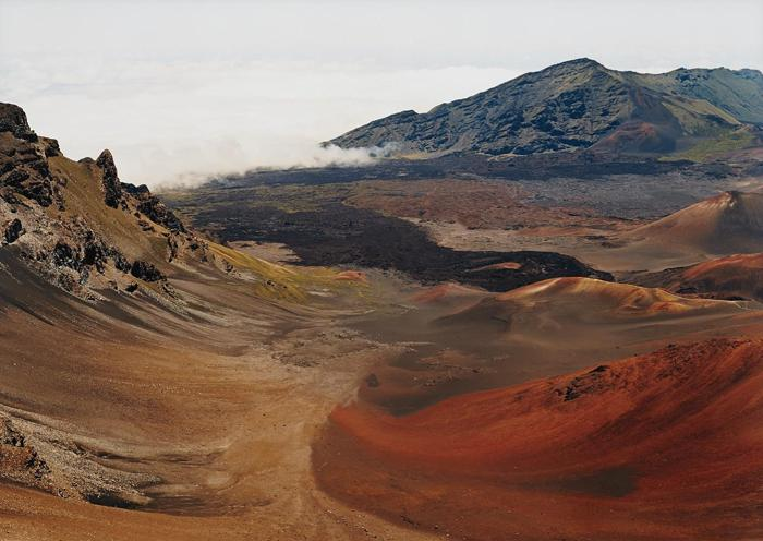 Victoria Sambunaris-Untitled, Haleakala Crater, Hawaii-2005