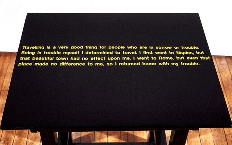 Vid Ingelevics - Museum of Man (installation fragment), 1987-1989