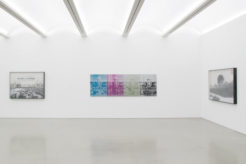 Exhibition Horizontal at Perrotin New York