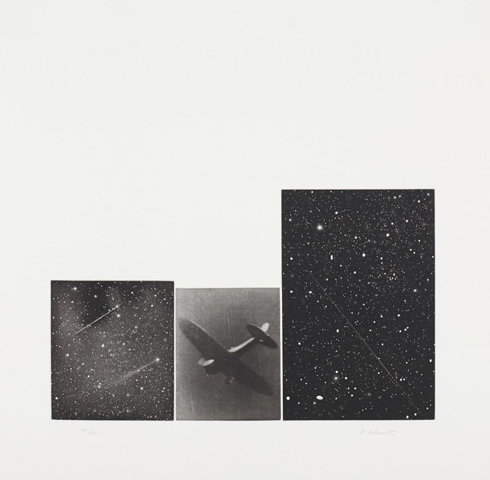 Vija Celmins-Concentric Bearings, C-1984
