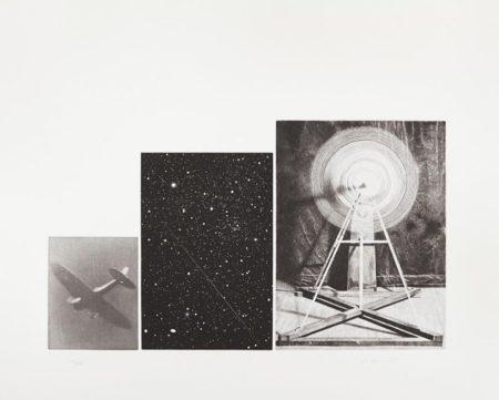 Vija Celmins-Concentric Bearings, D-1985